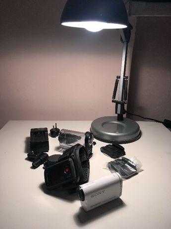 Sony HDR-AS200V + пульт