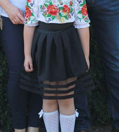 Продам юбку шкільну для дівчинки