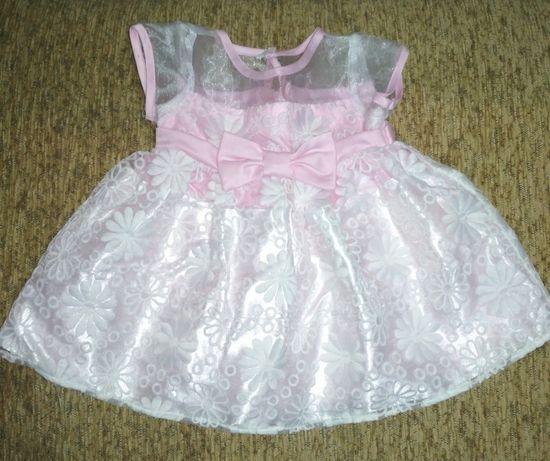 Sukienka na wesele, chrzest, urodziny na ok 4-6 miesiecy
