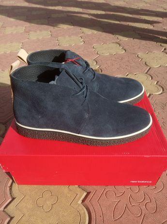Оригинальные мужские ботинки от ECCO. Замш. Демисезонные.