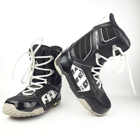 MORROW dziecięce  buty snowboardowe rozmiar 38 stan BDB