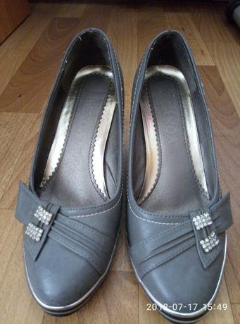 Туфли, туфлі, 38 розмір, але маломірять (37р.)