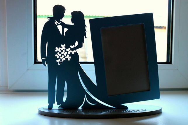 Фоторамка свадьба