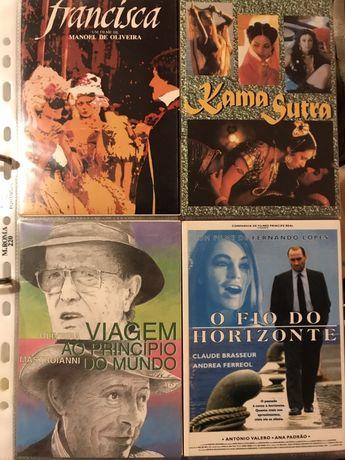 Coleção de 368 Postais de Filmes