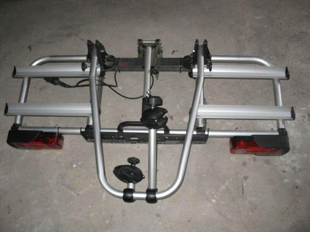 Bagażnik na 2 rowery na HAKA  - Uebler / Übler