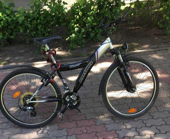 "Rower górski 26"" MTB Shimano Aluminiowe felgi i rama Bikespace"