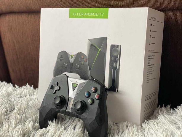 Nvidia Shield TV 4K Komplet + PAD