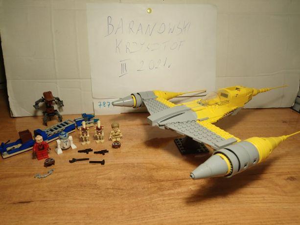 Lego Star Wars 7877 Naboo Starfighter