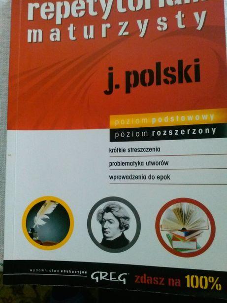Repetytorium maturzysty j.polski