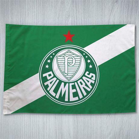 Bandeira do Palmeiras ou outra equipa a escolha Bandeira personalizada