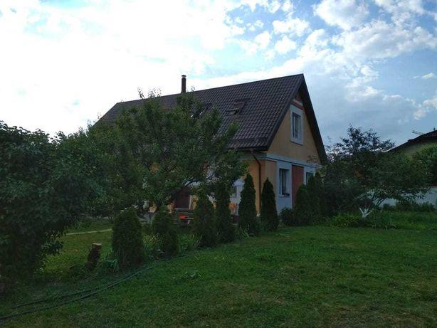 Двухэтажный дом 120мкв, гараж,12 соток Осокорки Славутич, первая линия