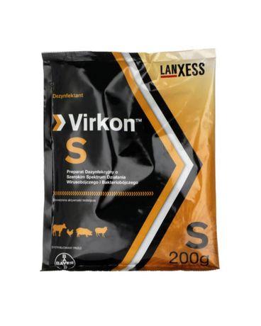 Virkon 200g preparat do dezynfekcji chleni,obór,kurników WYSYŁKA