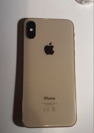 iPhone XS 64GB rose gold stan idealny jak nowy + gratis