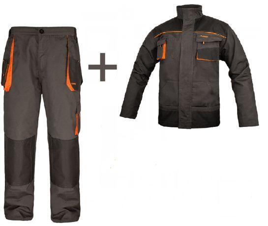 Ubranie robocze bluza + spodnie do pasa Classic - NOWE