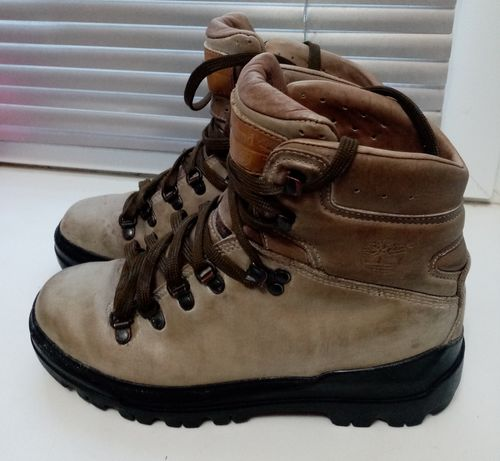Трекинговые ботинки Timberland gore-tex vibram//lowa salomon scarpa