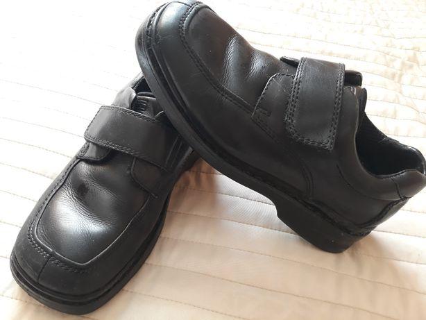 Туфли для мальчика натуральная кожа   , черевики , туфлі хлопчик