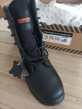 Buty ochronne Bennon Commodore S3 Non Metallic Boot