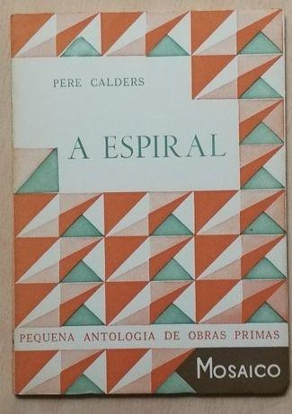a espiral, pere calders, mosaico