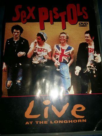 Фирменный DVD Sex Pistols - Longhorn