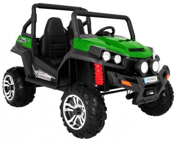 JAREX Duży samochód Buggy4x4 Jeep na akumulator dla dzieci PILOT