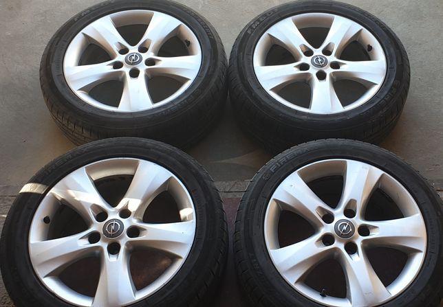 Титани Opel r17