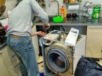 Ремонт стиральных машин водонагревателей  электро духовок
