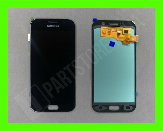 Дисплей модуль Samsung SM A520 OLED A5 Black 2017