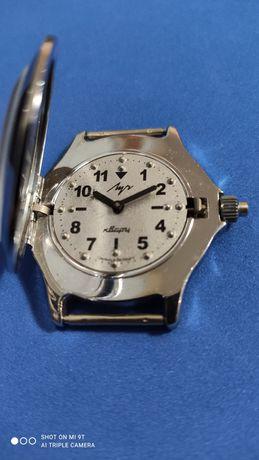 Часы,Годинники ЛУЧ для слепых, винтаж ссср