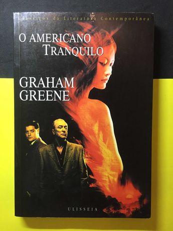 Graham Greene - O Americano Tranquilo (Portes CTT Grátis)