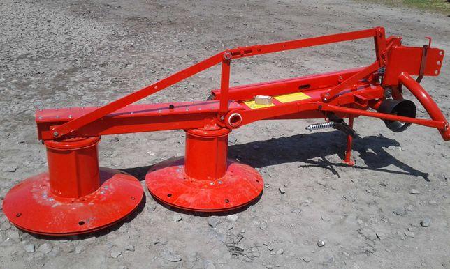 Косилка косарка роторна Lisicki Wirax 1,35 м, 1,65 м Польща Т25 МТЗ