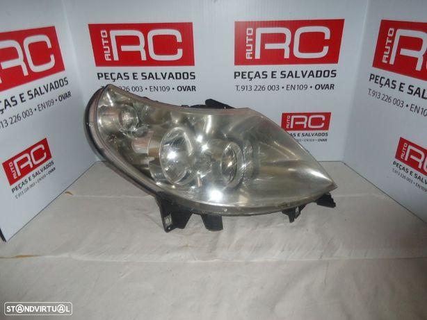 Farol Fiat Ducato / Peugeot Boxer