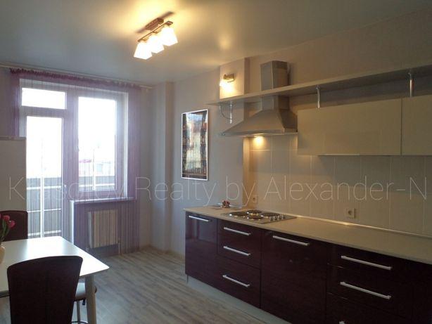 ЖК Радужный: сдам просторную уютную квартиру в новом доме на Таирова!