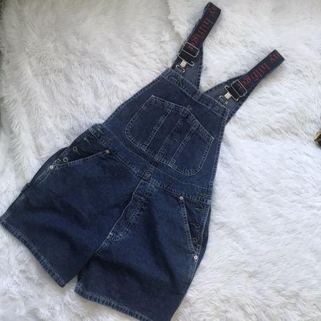Комбинезон джинсовый Tommy Hilfiger Overall Shorts
