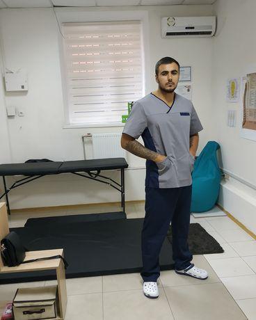 Остеопат.Реабилитолог.Мануальная терапия.Лечение боли в спине