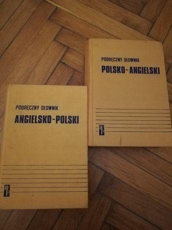 Podręczny słownik Angielsko-Polski i Polsko-Angielski Jan Stanisławski