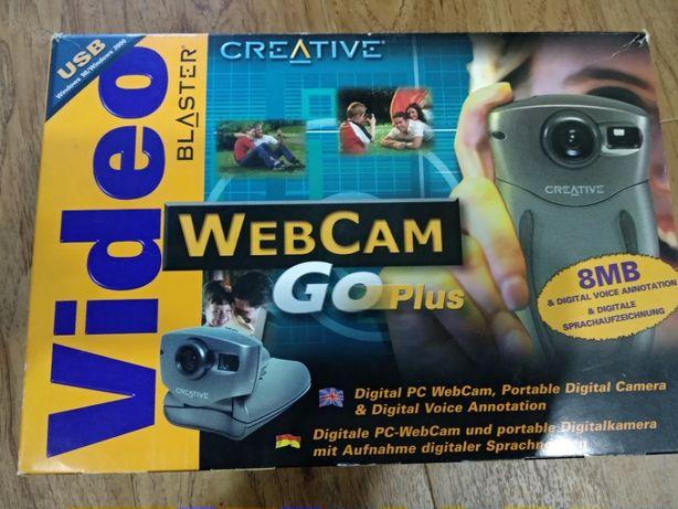 Webcam Creative Go Plus