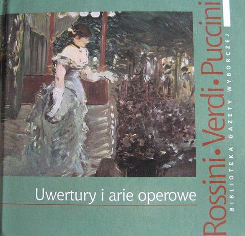 Verdi i in. muzyka poważna różne CD