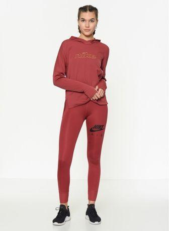 Спортивные лосины тайтсы штаны беговые nike Nike