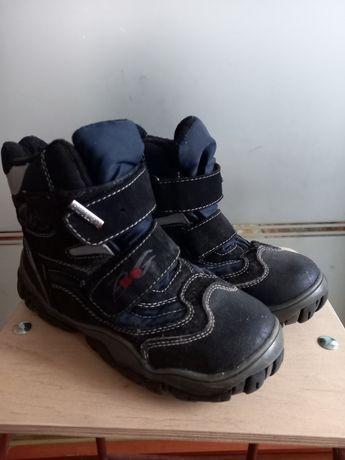Ботинки зима раз. 34