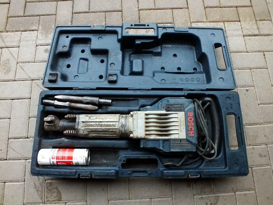Wynajmę młot wyburzeniowy Bosch 16 kg Kłodzko - image 1