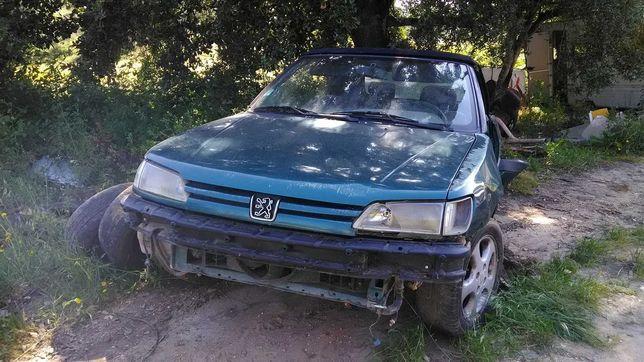 Peugeot 306 2.0 Cabriolet