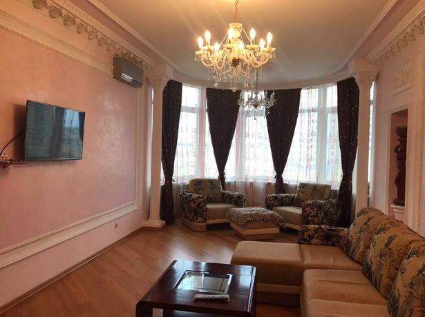 Без комиссии! Аренда 3-х ком к-ры в новом доме на Дмитриевской