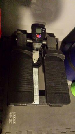 Máquina de step nova a estrear