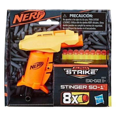 Nerf Alpha Strike Stinger. Игрушечное оружие Nerf Альфа Страйк