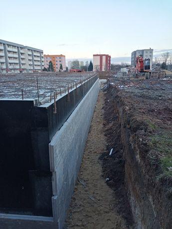 Docieplenia budynków/murowanie