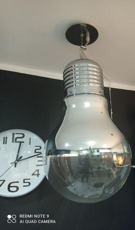 Lampa wisząca Duża Żarówka