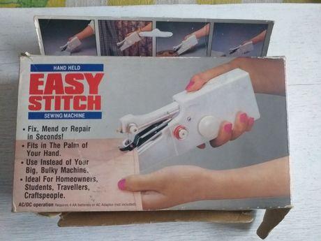 Maszyna do szycia ręcznego