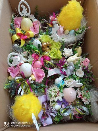 Jajo zajączek wielkanocny wiosna