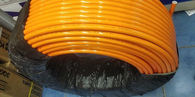 Труба для теплого пола Formula 16x2.0 PEX-A (Турция) с кисл. барьером