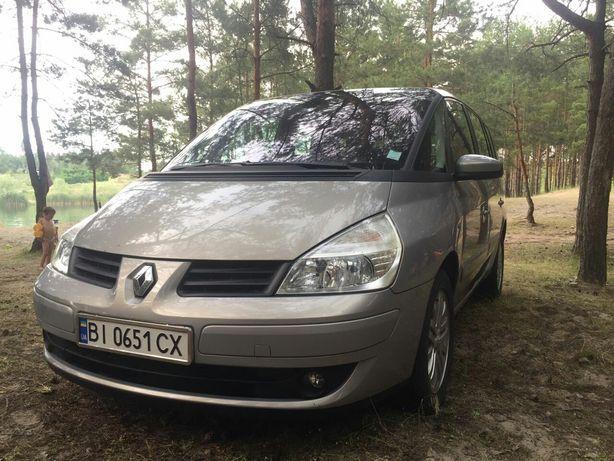 Renault Espace 2006г рестайл Рено Эспейс продам